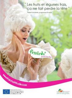 Marie-Antoinette dans les images publicitaires - Page 4 Xmarie10