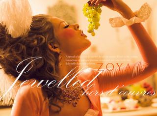 Marie-Antoinette dans les images publicitaires - Page 4 Xmarie12