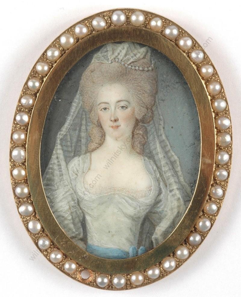 A vendre: miniatures de Marie Antoinette et de ses proches - Page 2 Zdau10
