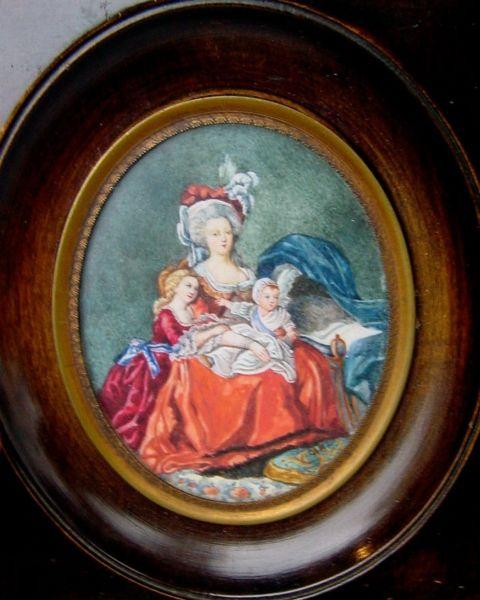 A vendre: miniatures de Marie Antoinette et de ses proches Zenf10