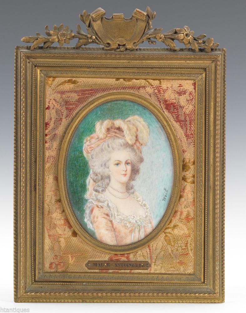 A vendre: miniatures de Marie Antoinette et de ses proches - Page 2 Zmin10