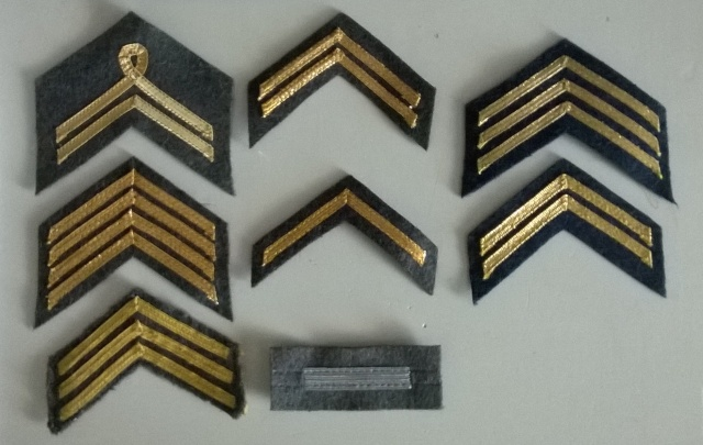 FDF patches and insignia Wp_20135