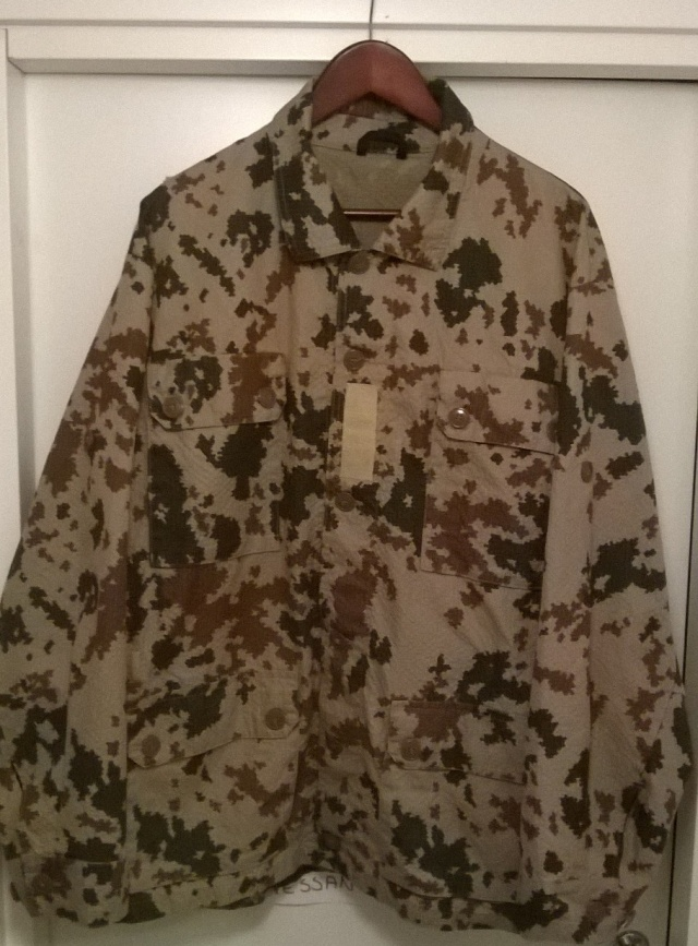 K04 desert uniform jacket Wp_20147