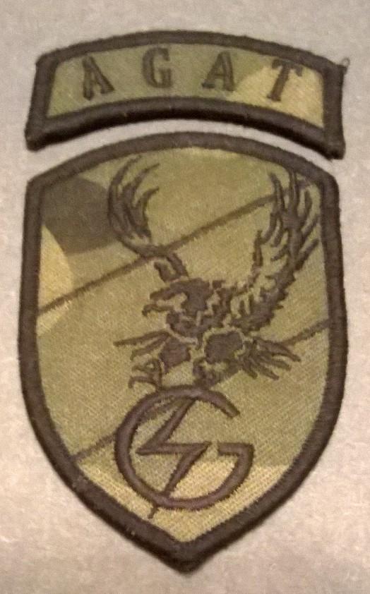 Jednostka Wojskowa Agat - Patch Wp_20158