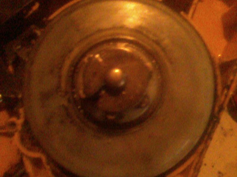 smontaggio pignone elettrosega Foto0113