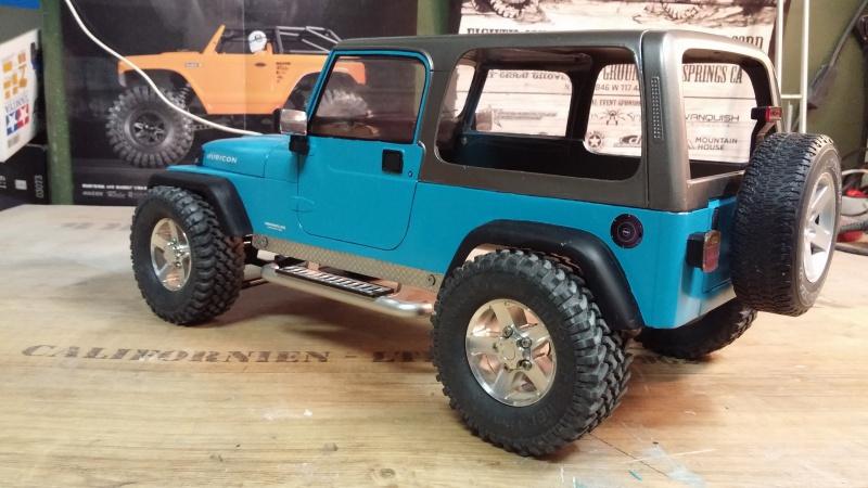 Jeep TJ Unlimited  19891010