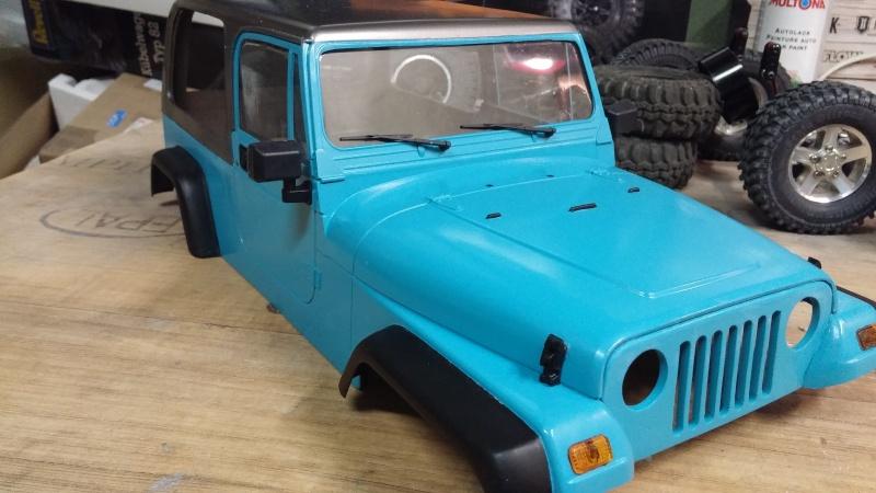 Jeep TJ Unlimited  20141011