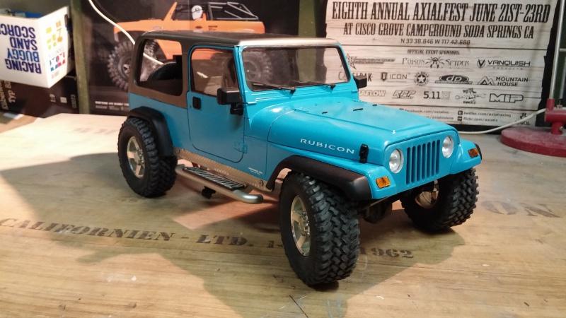 Jeep TJ Unlimited  29023610
