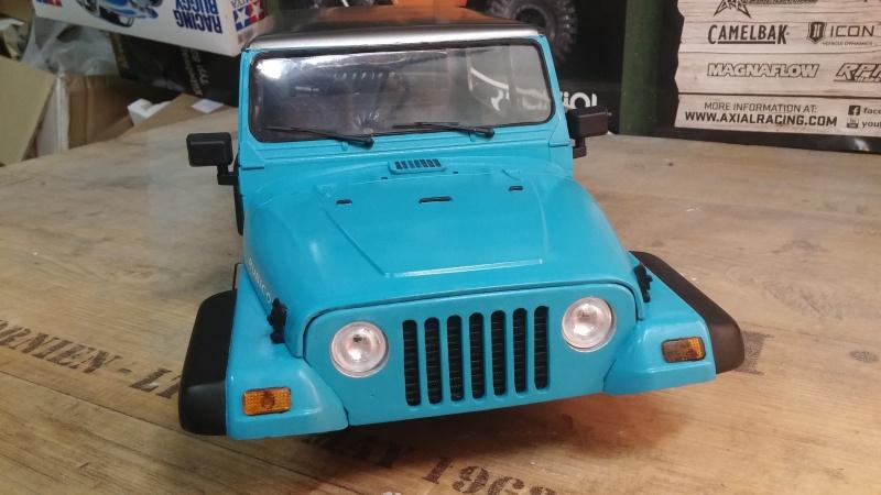 Jeep TJ Unlimited  39142110