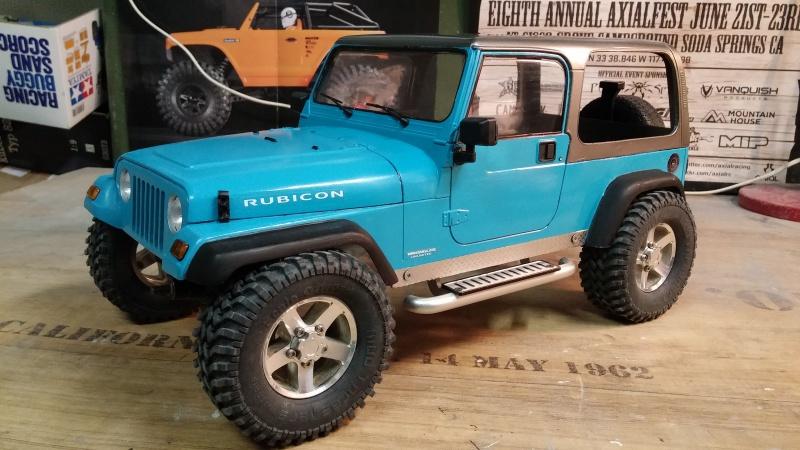 Jeep TJ Unlimited  47613910