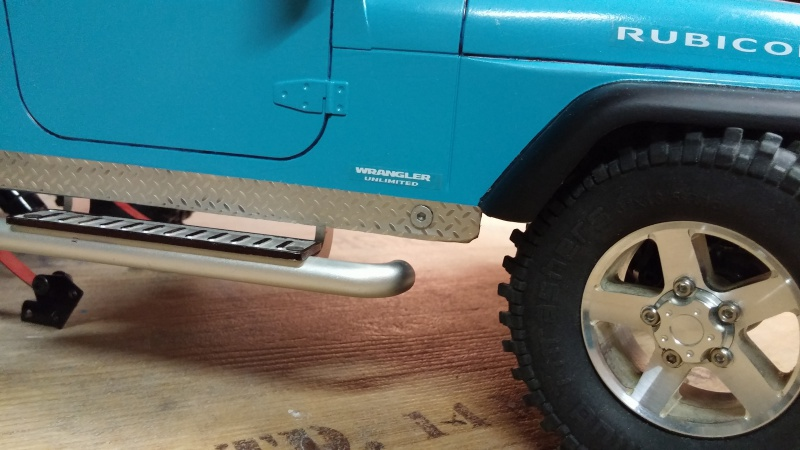 Jeep TJ Unlimited  48827210