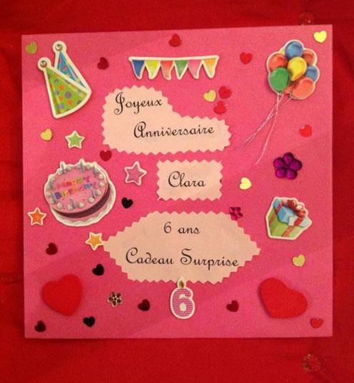 Anniversaire surprise : 6 ans au Castle Club !!! Prépation pour la surprise des 8 ans au DHL !!! Fiche_10