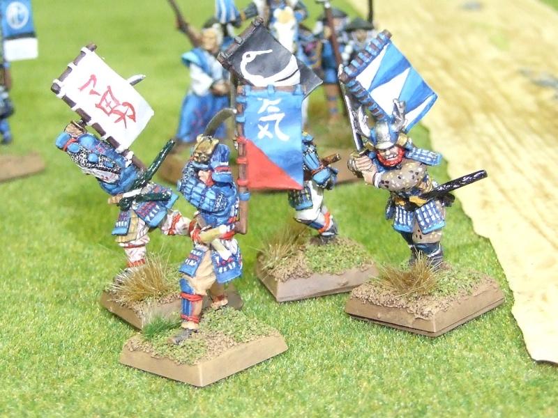 Figurines du clan de la Grue Dscf0812