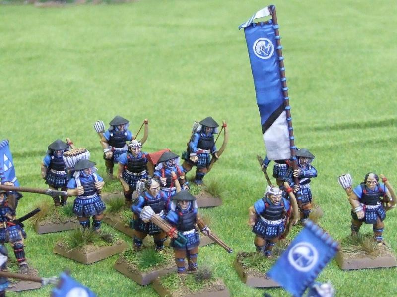 Figurines du clan de la Grue Dscf0814