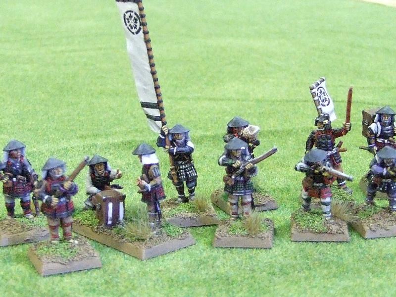 Figurines du clan de la Grue Dscf0816