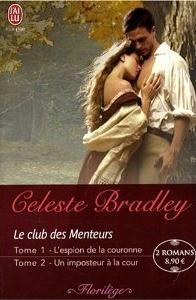 imposteur - Le club des Menteurs - Tome 2 : Un imposteur à la cour de Celeste Bradley 51rhxt10