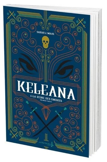 Keleana - Tome 4 : La Reine des ombres de Sarah J. Maas Kelean10