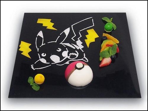 Neue Bilder zum ersten japanischen pikachu-Café! 57010