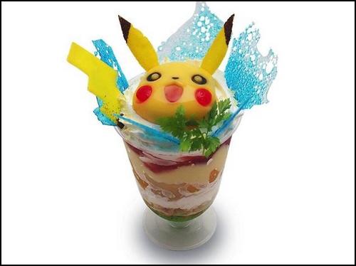 Neue Bilder zum ersten japanischen pikachu-Café! 57410