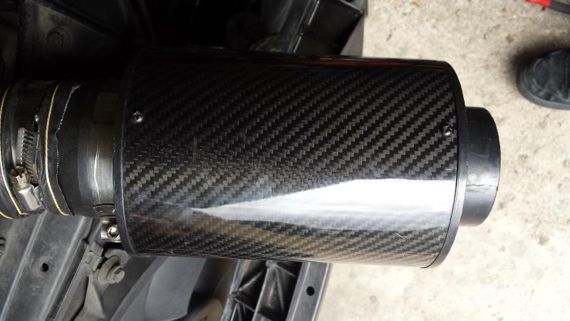 [Fafe93]206 XS 1.6 16s [Début Intérieur cuir+kit JBL P.23] 20140712