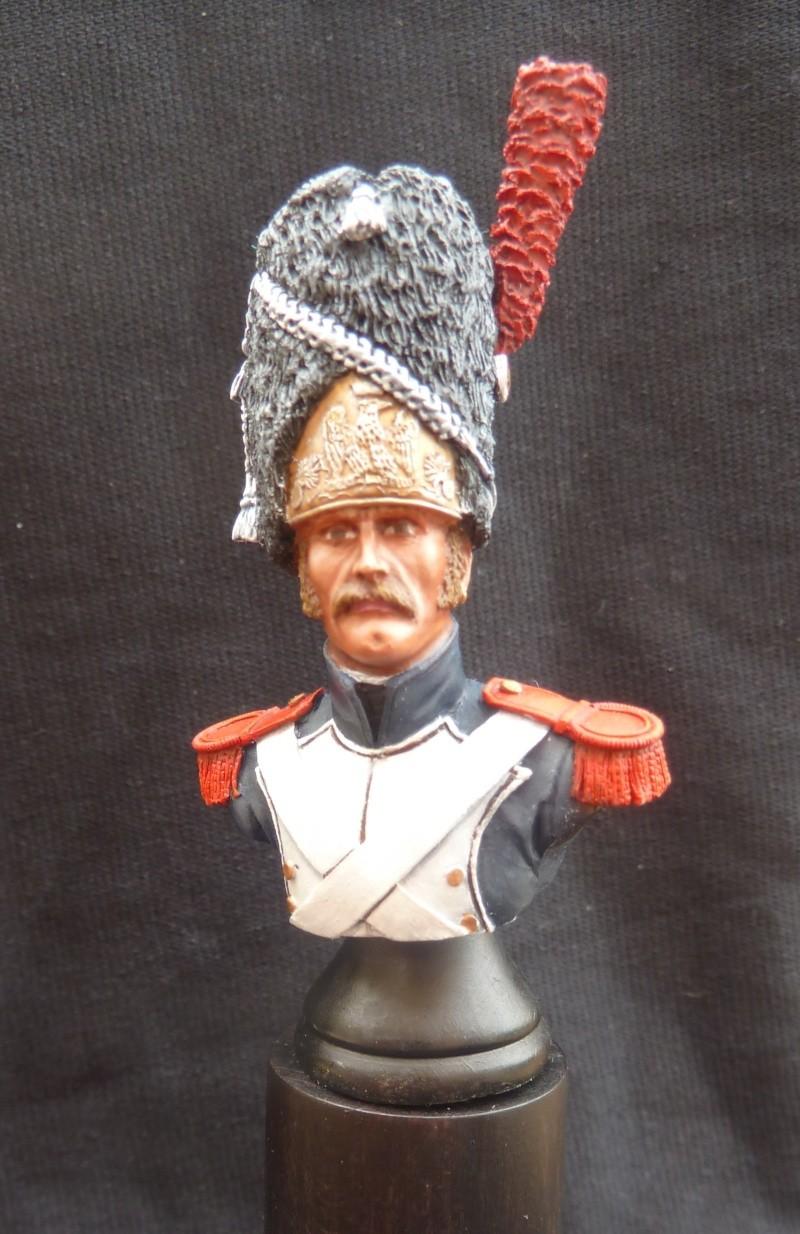 Buste Grenadier de la Garde P1040311