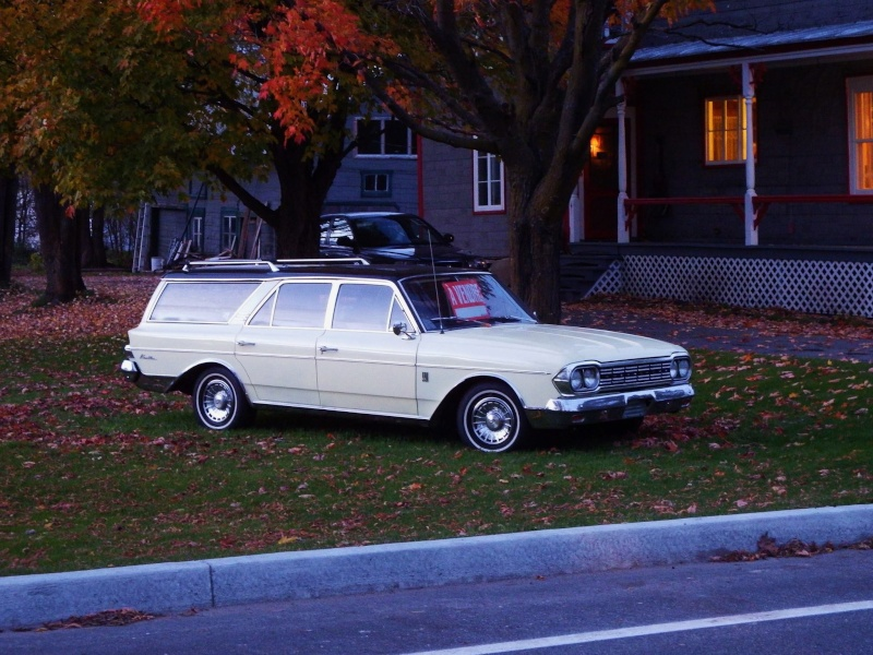 Rambler Ambassador wagon 1964 (ensemble) 15480510