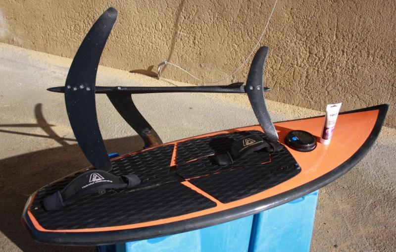 VENDU  board et foil alpine Boarde10