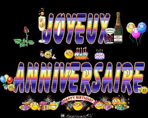 Joyeux Anniversaire Lux Ann10