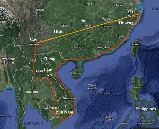 Bàn về nước Việt Thường Image011