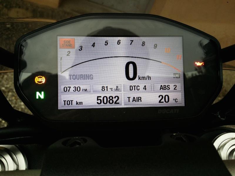 5000 km en Monster 1200 : retour d'un nouveau Monstriste 5082km10