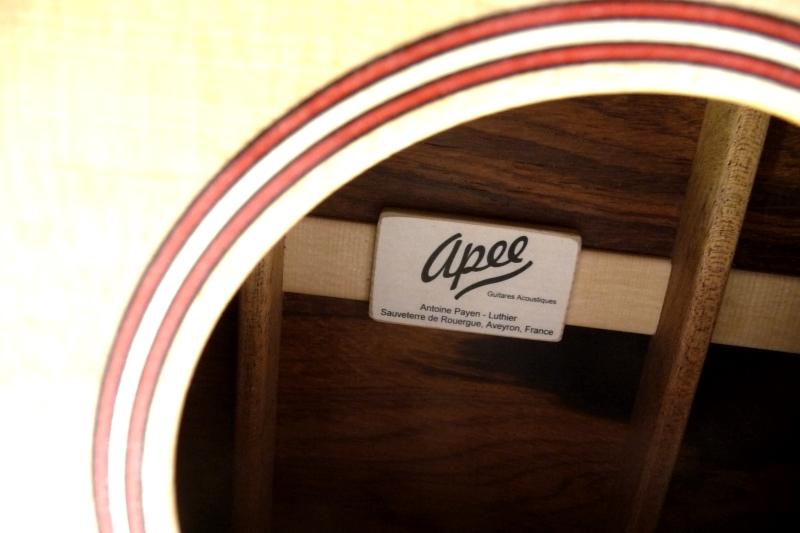 OM Apee de Antoine Payen - Page 6 Label10