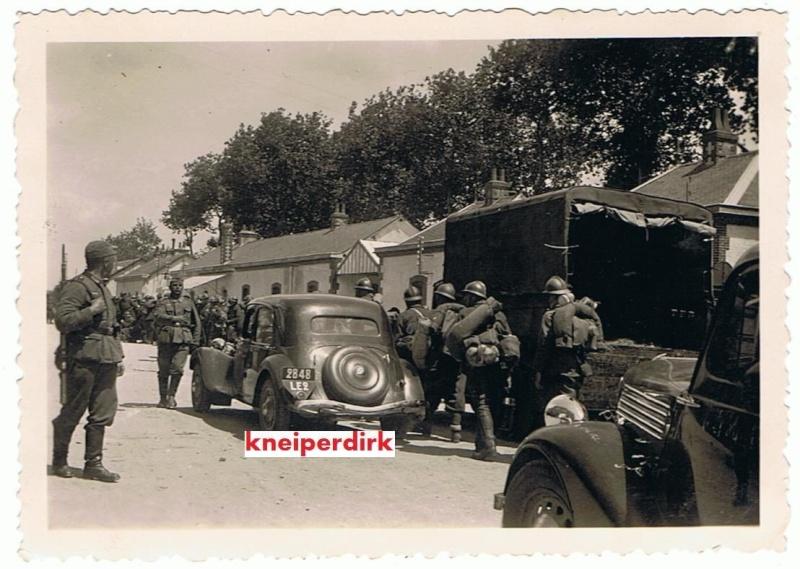 Véhicules divers abandonnés en Mai/Juin 1940 – vos photos - Page 7 Dque_110
