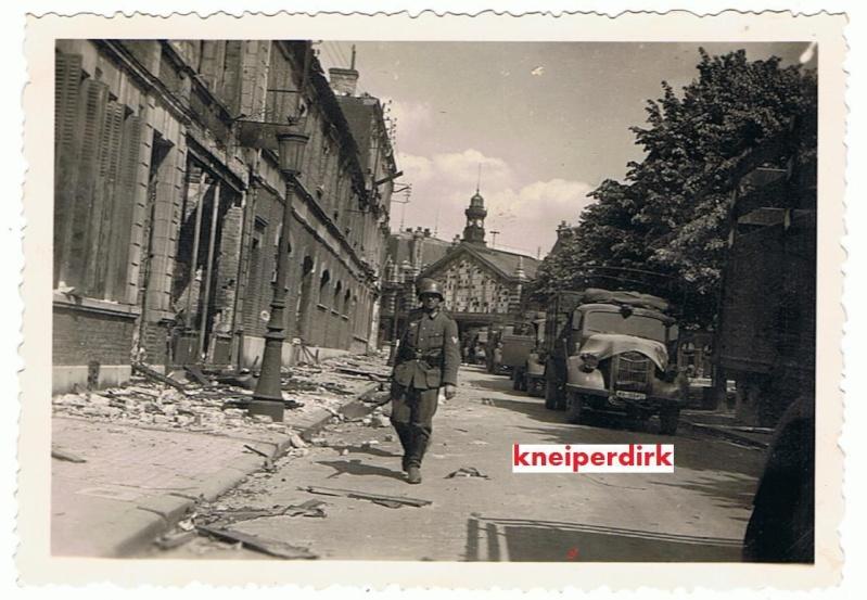 Véhicules divers abandonnés en Mai/Juin 1940 – vos photos - Page 7 Dque_210