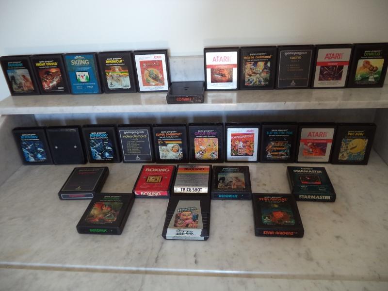 Toutes les consoles de Cdbvs 2600st10