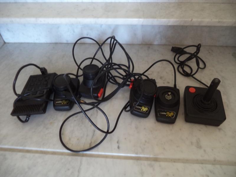 Toutes les consoles de Cdbvs 2600st11
