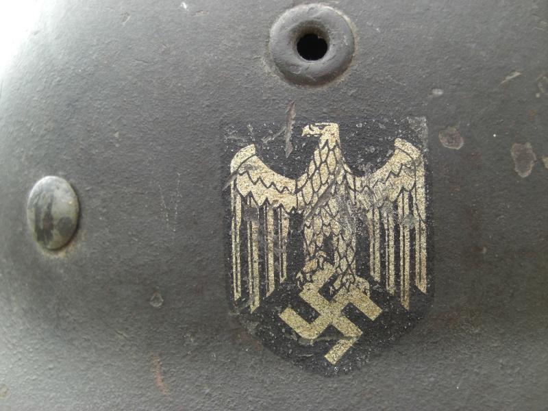 M40 Heer (complet) - 1 insigne Cimg2311