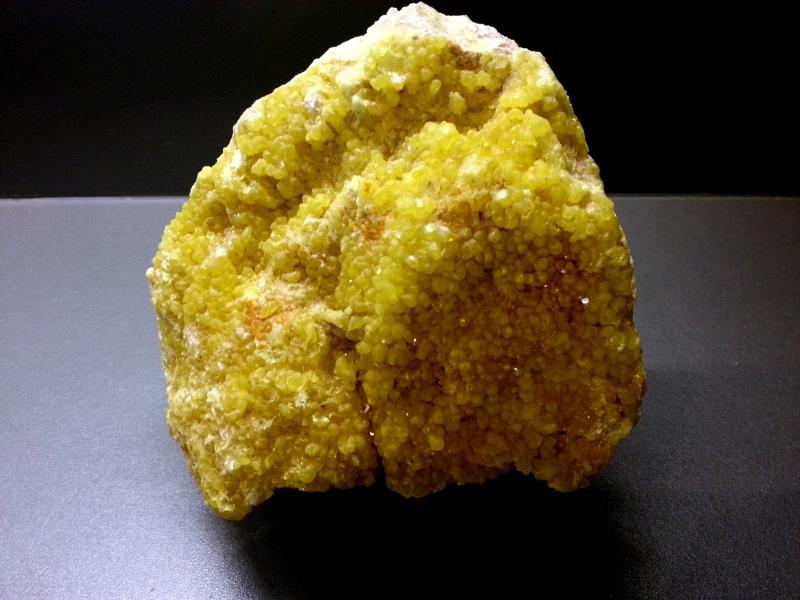 Minéraux du monde - Page 2 Soufre10