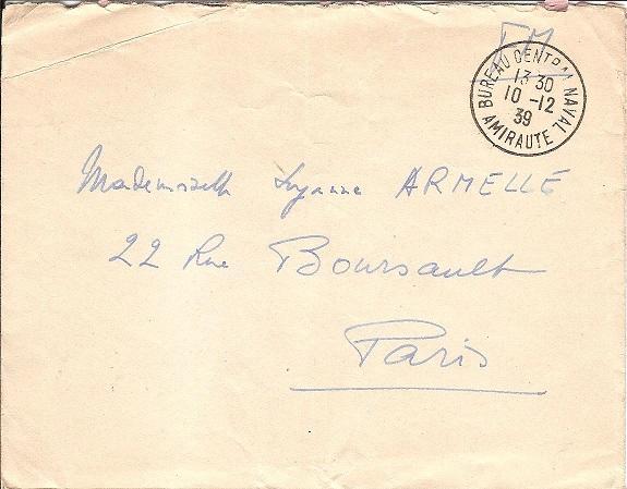 Bureau Central de la Poste Navale (B.C.P.N) Amirau10