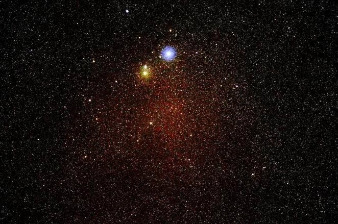 ma premiere photo du ciel M13 Ngc70011