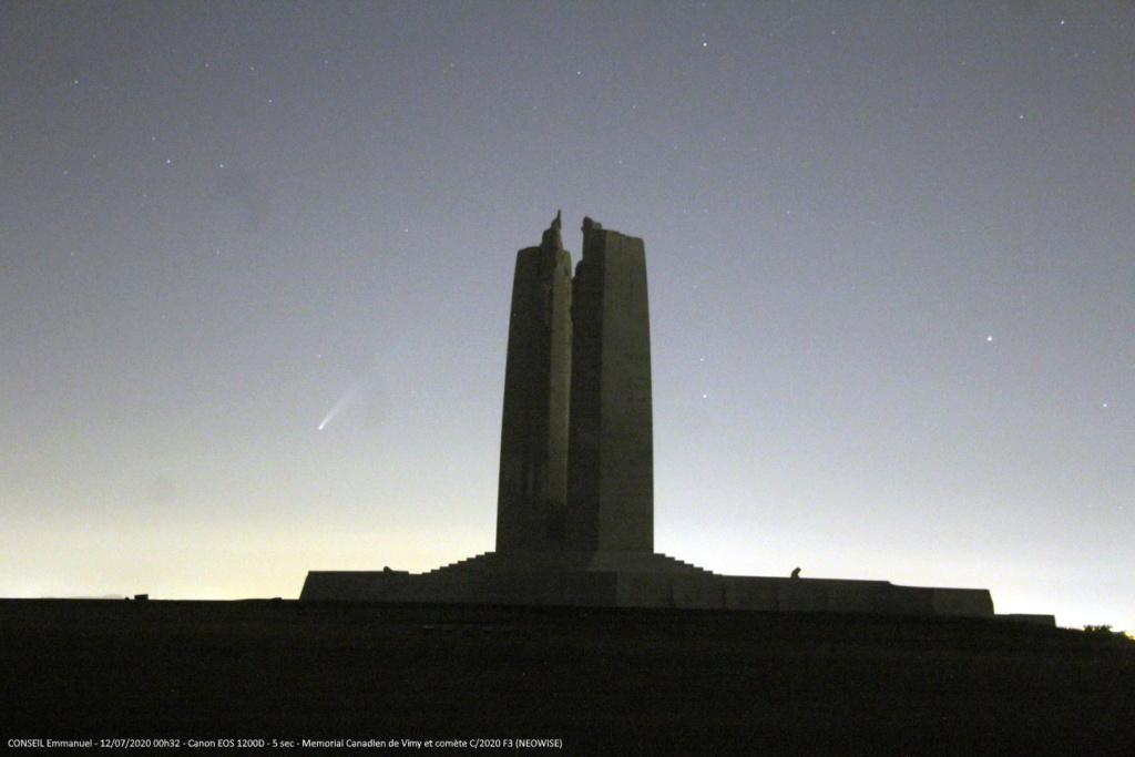 Comete NEOWISE à Vimy Img_3110
