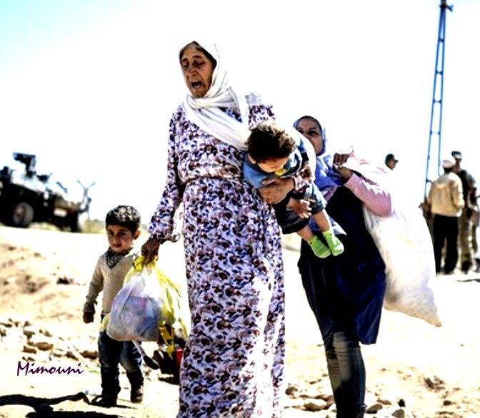 Est ce cela une signature de l'Islam/ Syrie10