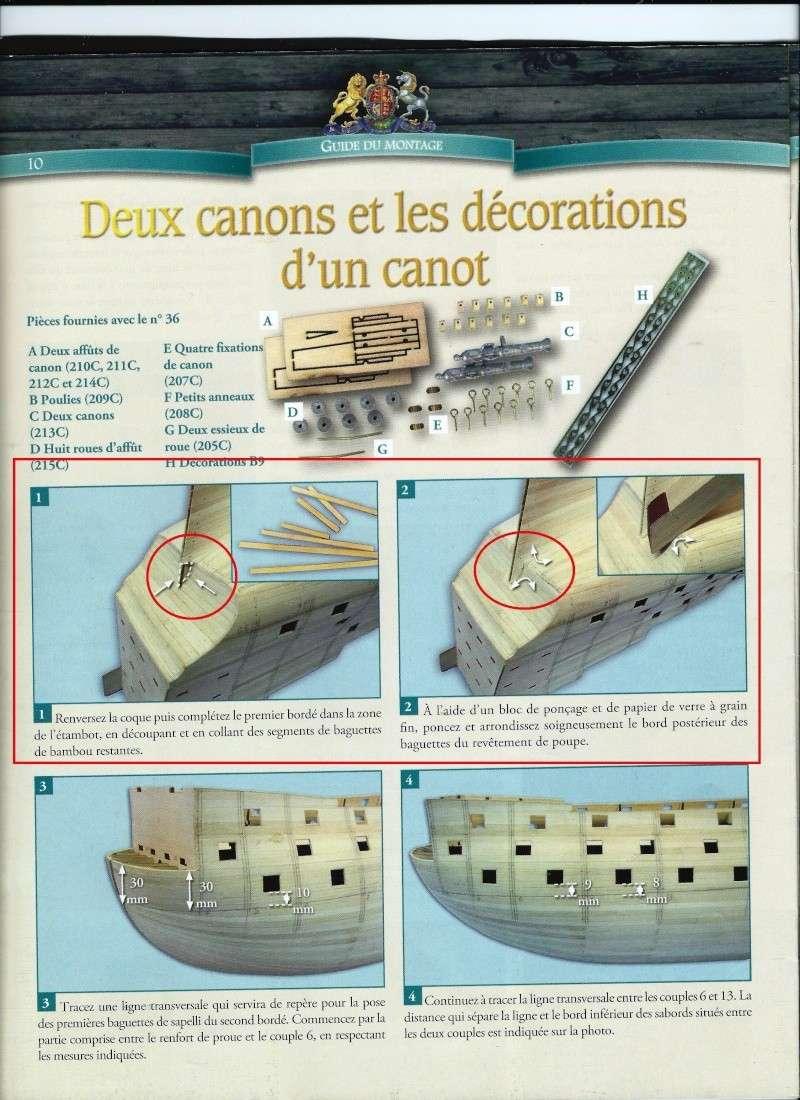 Construction du Sovereign of the Seas au 1/84 (partie 1) - Page 8 Questi10