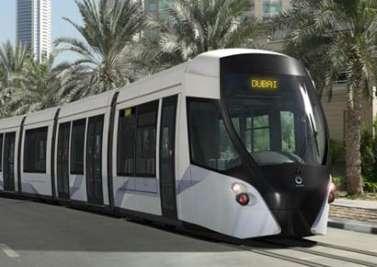 Residents experience virtual trip on Dubai Tram ahead of launch Bbcktc10