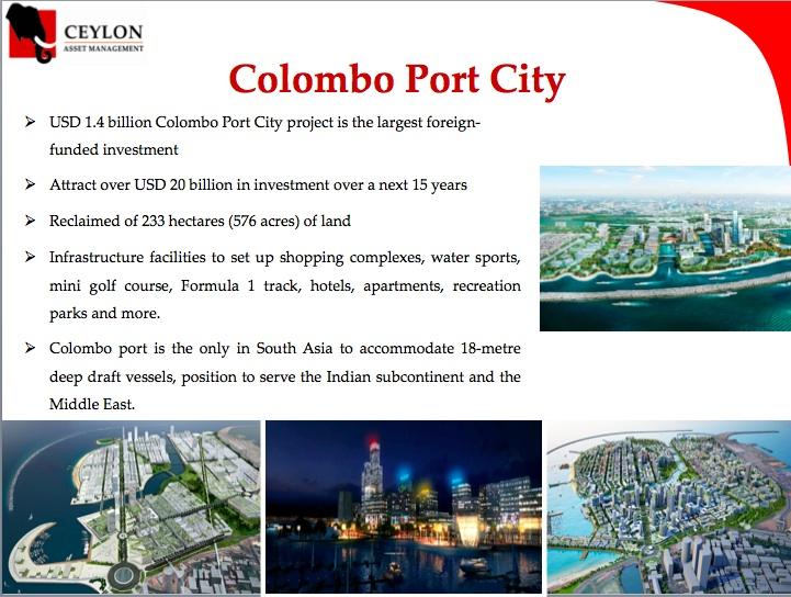 Ten Reasons To Invest In Sri Lanka Colomb10