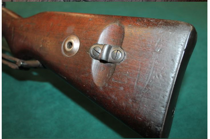 crosse mauser allemand 1937 1610