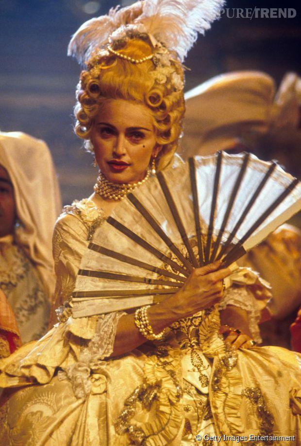 les hommages ratés des stars à Marie-Antoinette 11085811
