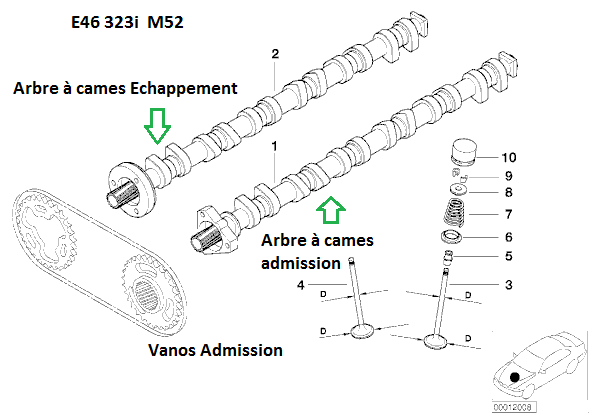 [ bmw e46 323i an 1999 ] claquements moteur continu - Page 2 11_m5210