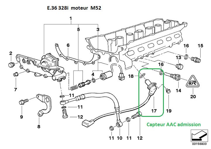 [ BMW E36 328i an 1996 ] Démarrage difficile à froid et perte de puissance. 11_m5212