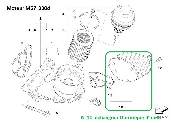 [ BMW E46 330d 184 an 2000 ] pate noire dans vase d'expansion  11_m5710
