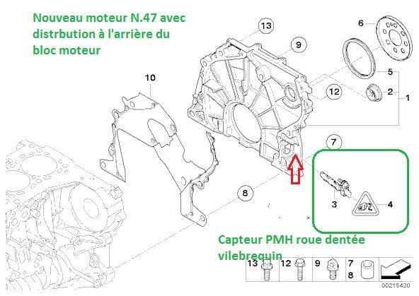 [ BMW X3 2.0D N47 an 2007 ] problème démarrage (résolu) 11_n4710